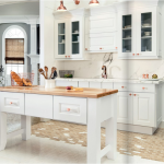 white-kitchen-cabinets-island-Decatur-ga